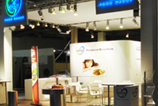 VION, Messestand 2
